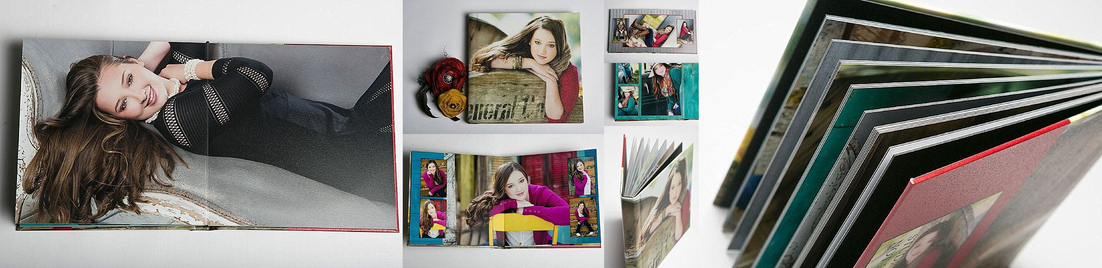SENIOR PICTURE portrait products indianapolis Indiana MAC marci and christy coffeetable books